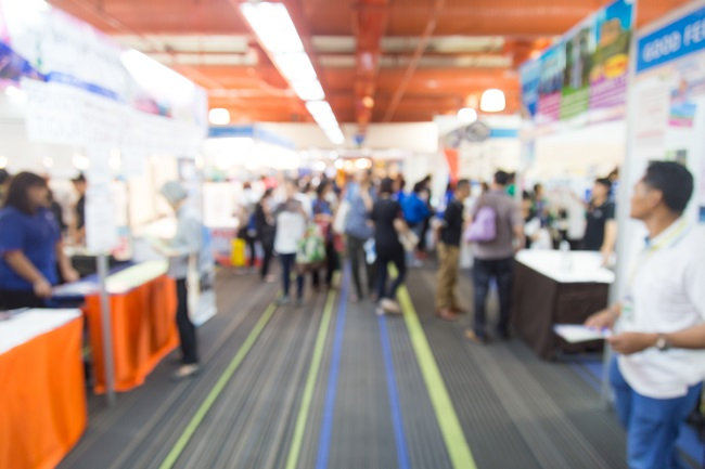 3 Ways Carpeting Can Keep Your Expo On Track Superior