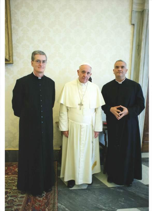 Con el Papa II
