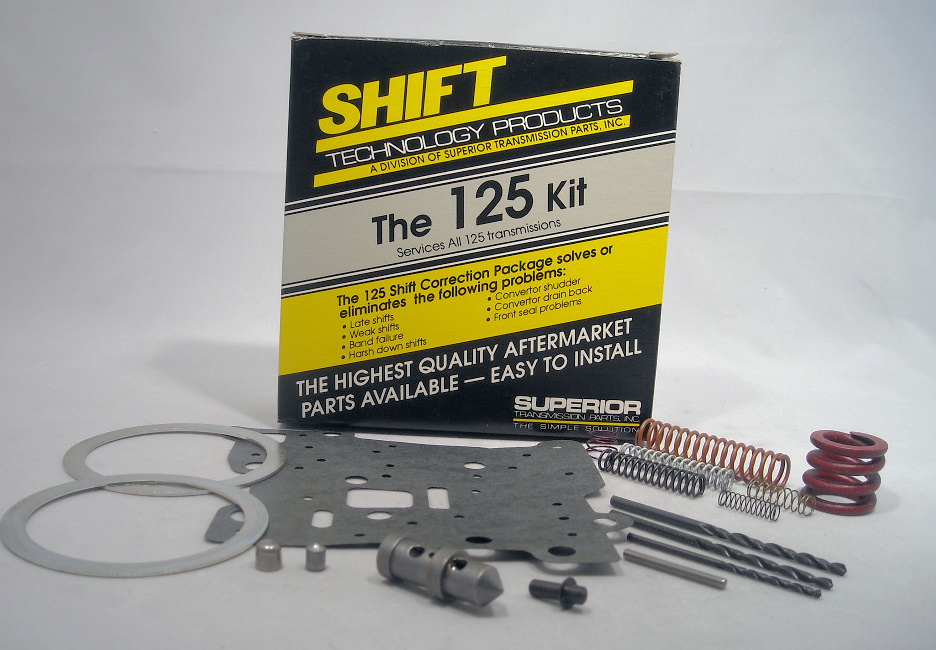Superior K125 Superior Transmission Parts - The problem solvers of