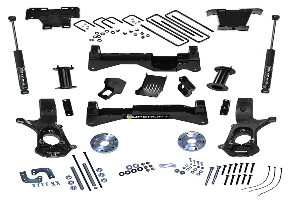 chevy silverado lift kits