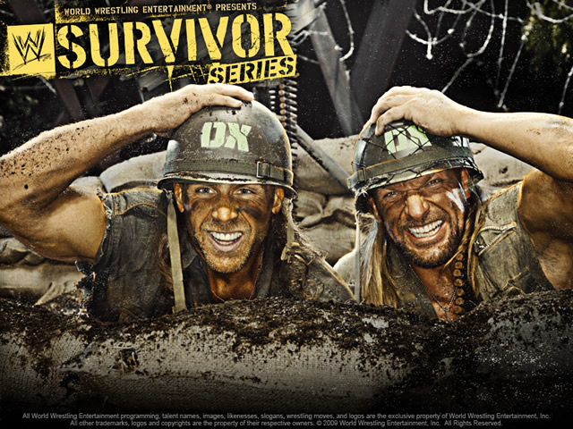 Survivor Series 2009