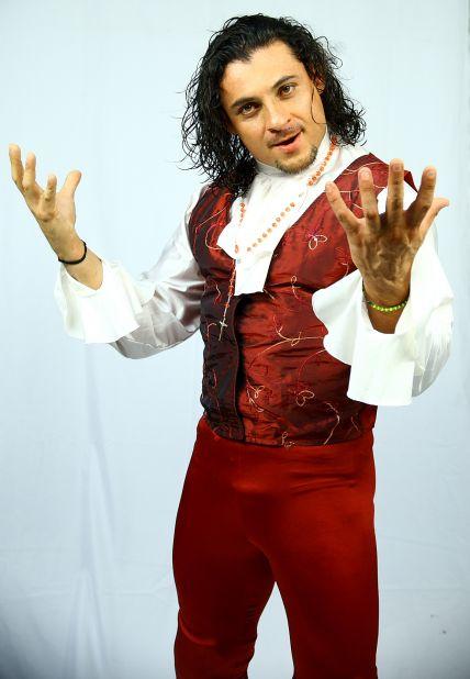 El Zorro / Imagen cortesía de TNAWrestling.com