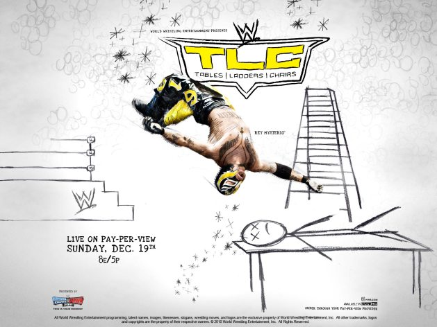 WWE TLC (Tables, Ladders and Chairs) 2010