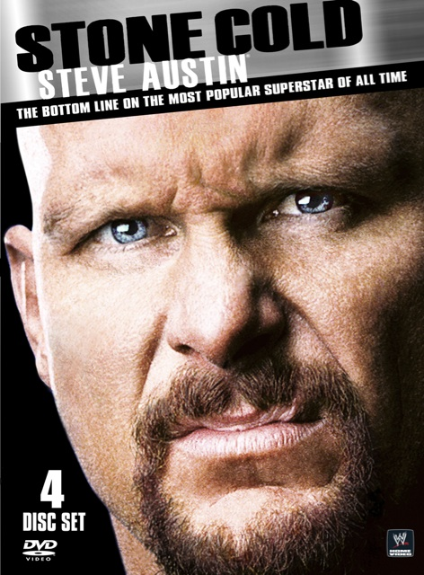 """Stone Cold Steve Austin: Bottom Line on the Most Popular Superstar of WWE"" / WWEDVDNews.com"