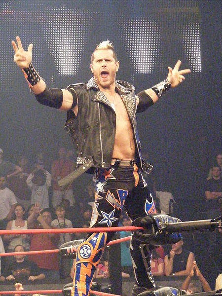 Alex Shelley / Photo by: KnightNephrite - Wikipedia.org