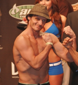 Brad Pickett / Photo by: Marianamizzle - Wikipedia.org