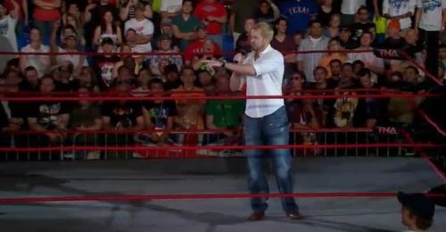 Christian Cage Regresa a TNA (TNA Slammiversary X – 10/6/12)