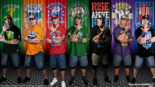 Atuendos de John Cena