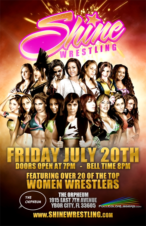 Shine 1 Poster Oficial