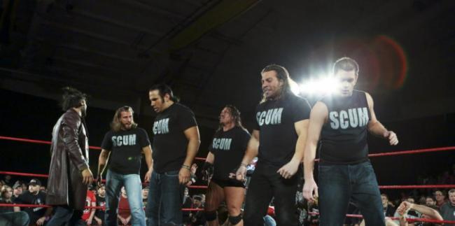 S.C.U.M. / ROHWrestling.com