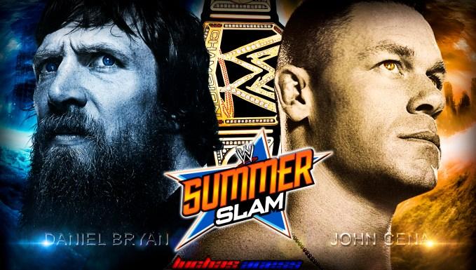 John Cena vs Daniel Bryan - Summerslam 2013 / Luchasacess..wordpress.com/