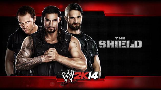 The Shield en WWE 2K14