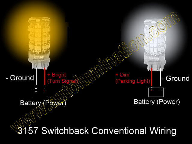 Switchback Wiring and Troubleshooting Autolumination