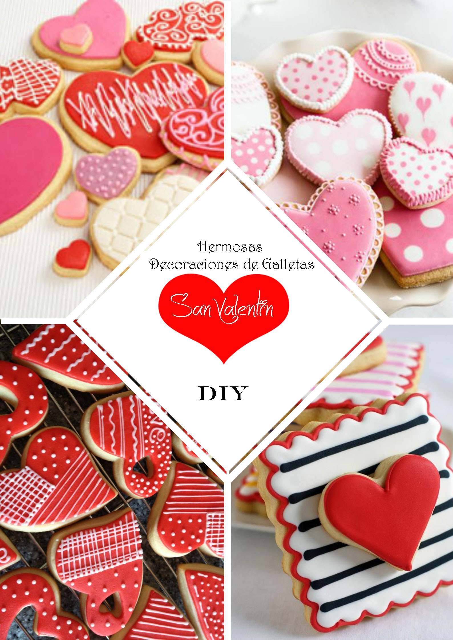Ideas Para Decorar Galletas Recetas Supermama