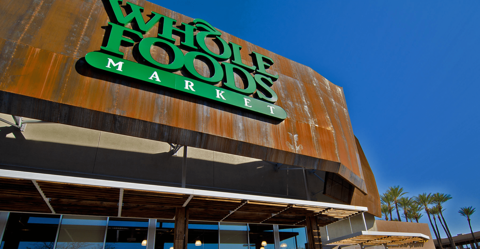 Amazon Whole Foods Slow Growth For Amazon In Store Sales But Online Delivery