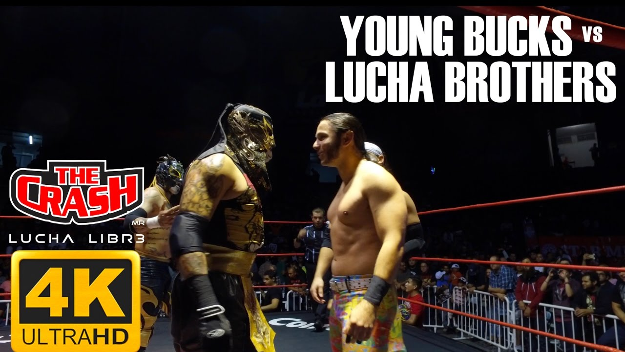 Buho Cocina Y Cantina Cinco De Mayo The Young Bucks Vs The Lucha Brothers From Cinco De Mayo The