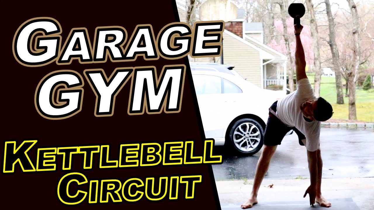 Garage Gym With Car Garage Gym Kettlebell Circuit Supernewsworld