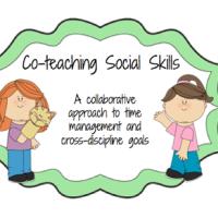 Co-teaching Social Skills