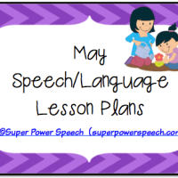 May Lesson Plans 2015