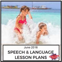 June 2016 Lesson Plans