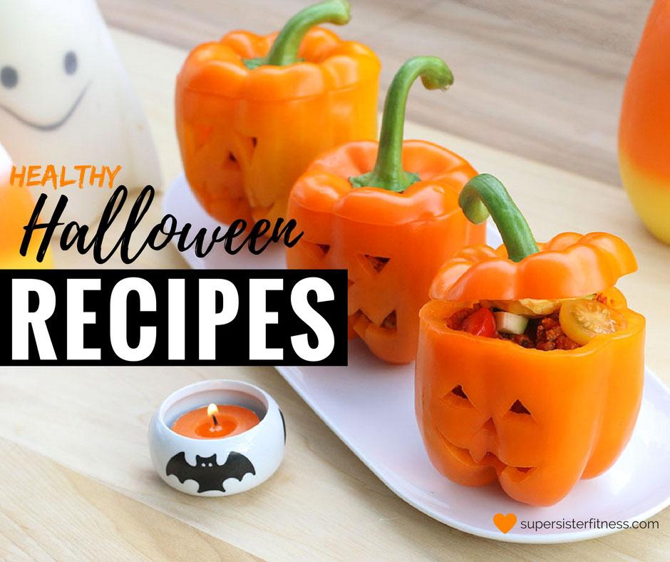 Healthy Halloween Recipes Halloween Treats, Snacks + More!