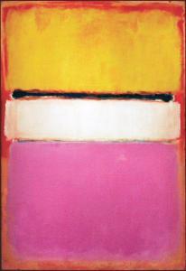 Mark Rothko, White Center, 1950