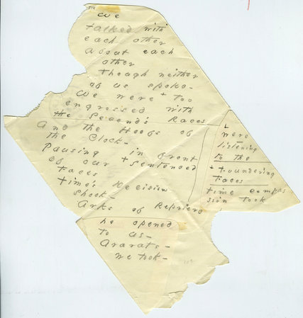 envelope poem