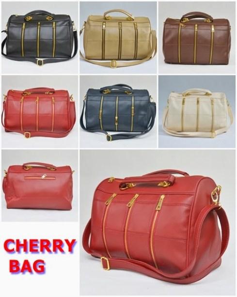 Tas Cherry Model Terbaru Produk Lokal Branded Viyar Tas Cewek Tas