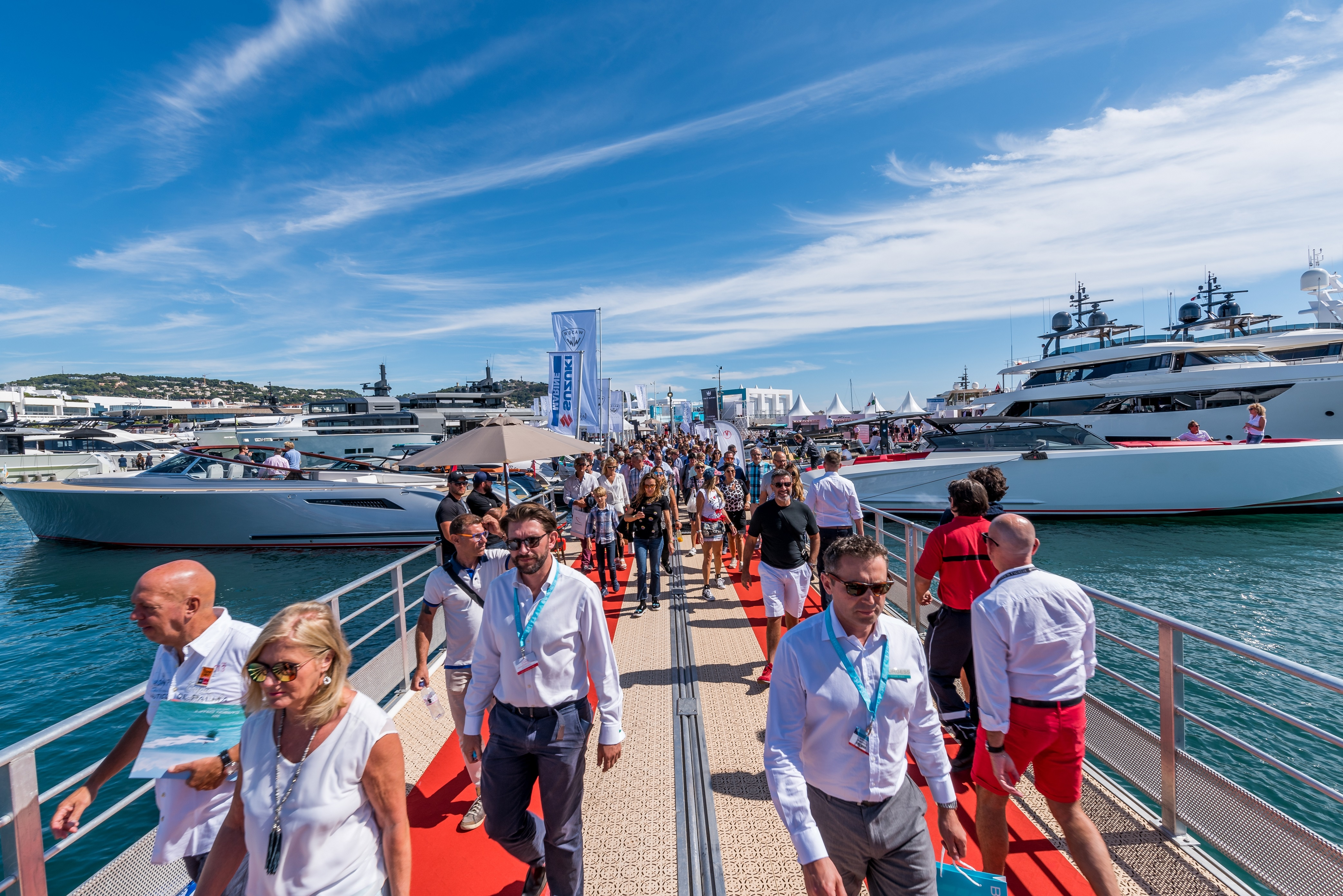 Salon Nautique Cannes Cannes Yachting Festival To Showcase Luxury Superyachts