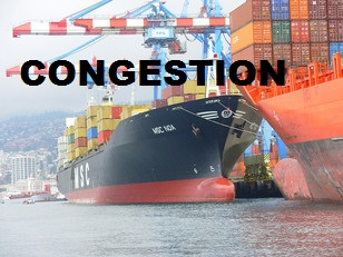 port congestions - CONGESTION