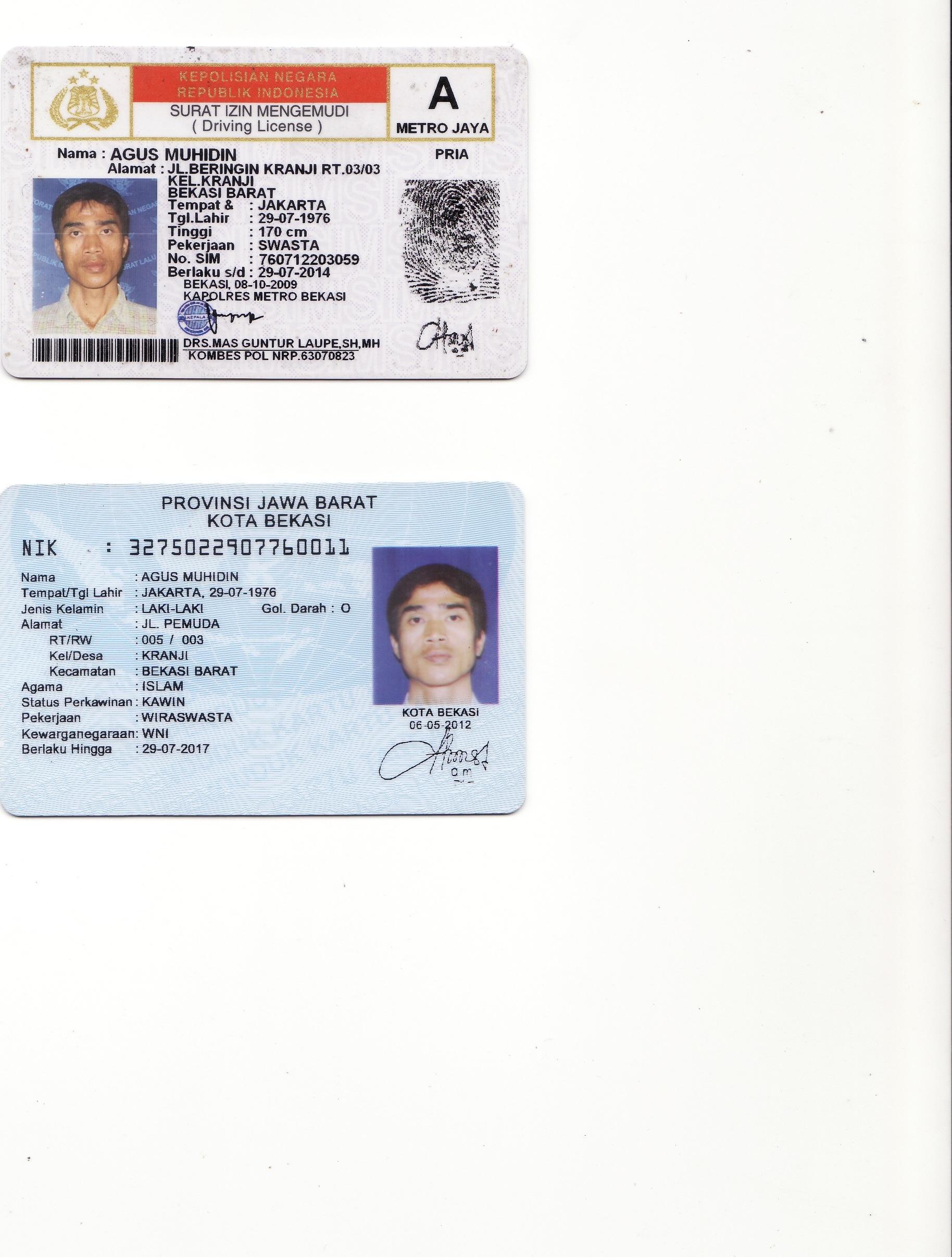 Lowongan Supir Pribadi Jakarta 2013 Rental Mobil Jakarta 021 89451806 0822 405 66644 Pribadi Nama Agus Code 02smbb13 Supir Pribadi Driver Jakarta