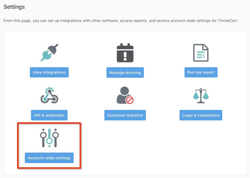Setting invoice starting number \u2013 ThriveCart Helpdesk