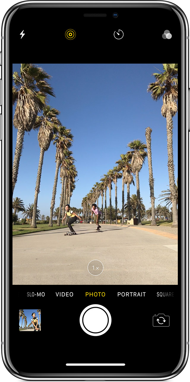 Photos Take And Edit Live Photos Apple Support