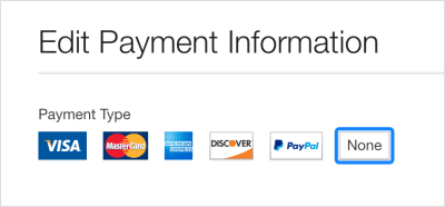 Payment methods you can use in the iTunes Store, App Store, and iBooks Store - Apple Support