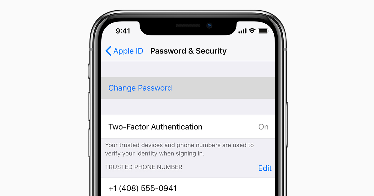 If you forgot your Apple ID password