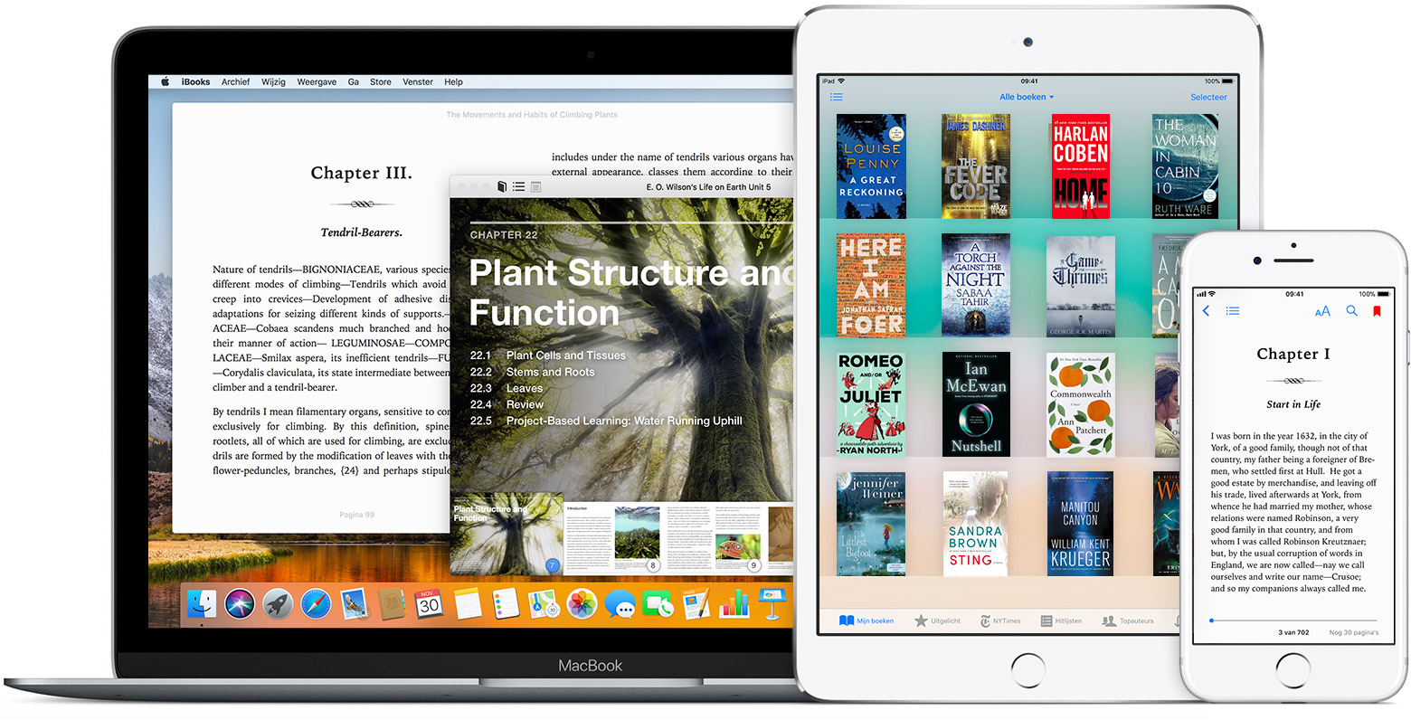 Copiar Libros De Ibooks A Pc Aan De Slag Met Ibooks Apple Support