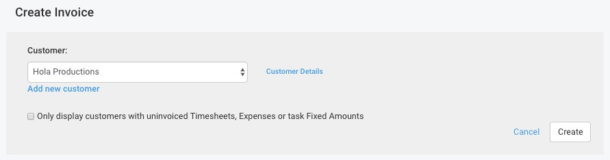 Getting Started with Invoices - Avaza Support