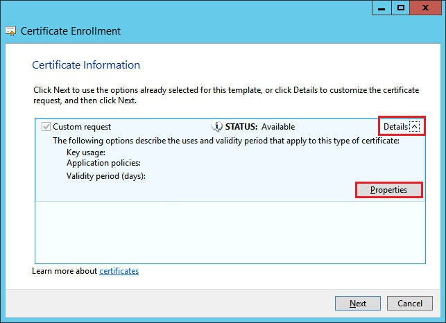 How to Generate ECC Certificate Signing Request on Microsoft