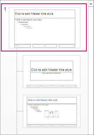 Create and save a PowerPoint template - PowerPoint