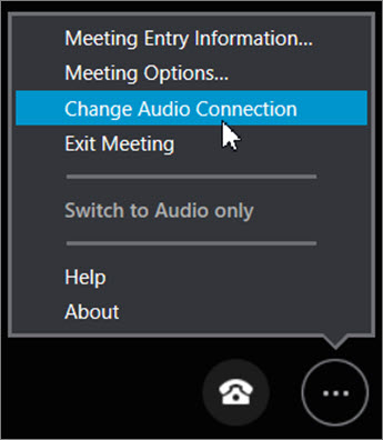 Connect to a Skype meeting by phone with Skype Meetings App (Skype