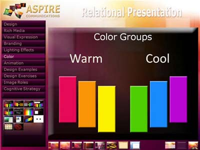 Combining colors in PowerPoint \u2013 Mistakes to avoid - PowerPoint