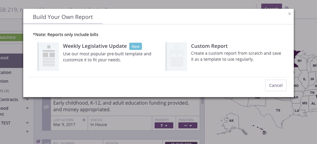 How to create a Report? \u2013 FiscalNote - how to create a report