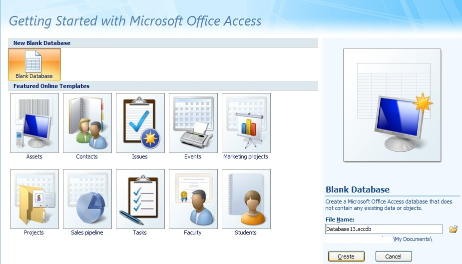 QODBC-Desktop How to Use QODBC with Microsoft Access 2007 - Powered