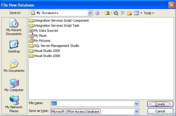 QODBC-Desktop Microsoft Access 2003 and QODBC - Powered by Kayako