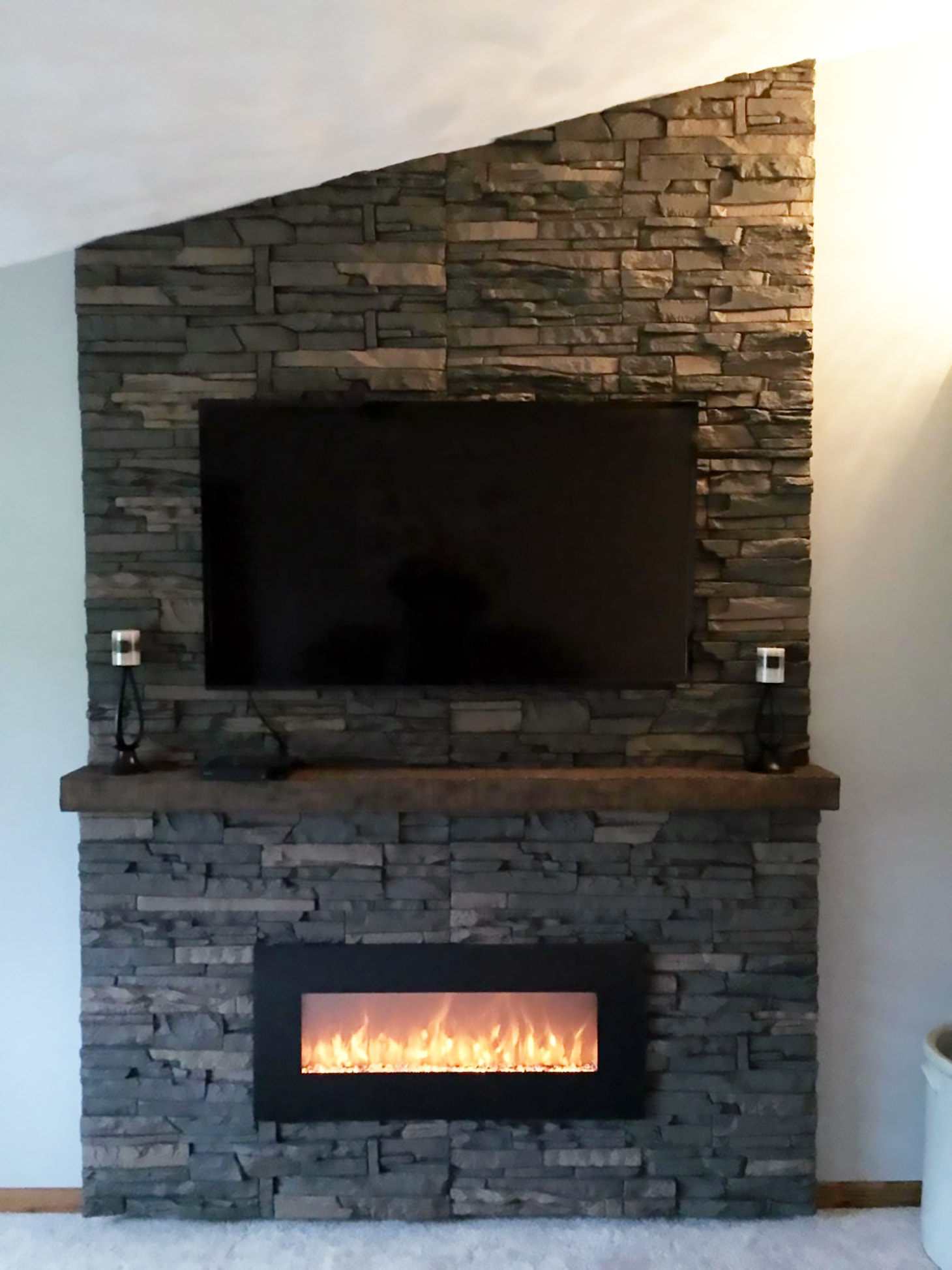 Gas Fireplace Faq Can I Use It Around A Fire Place Install And Faq Support Center