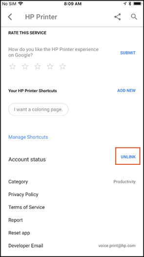HP Printers - Printing with Google Home HP® Customer Support
