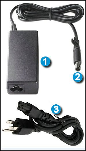 HP Notebook PCs - Using and Testing the AC Power Adapter HP