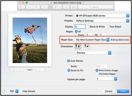 HP Printers - Creating Custom Paper Sizes HP® Customer Support