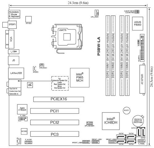 hp desktop motherboard wiring diagram