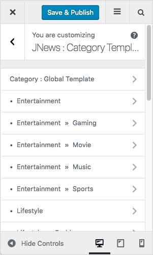 Category Template \u2013 Jegtheme Support  Documentation